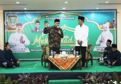 Maulidan bersama KH. Imam Hambali dan Abah Topan