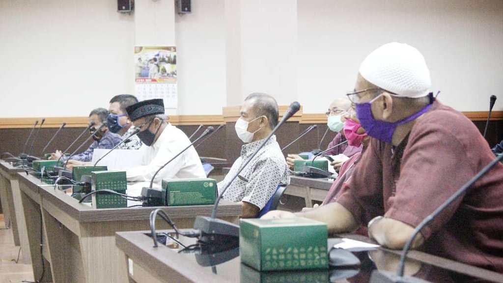 Agar Tertib Administrasi, Penerima Bantuan Keagamaan Diberikan Pengarahan